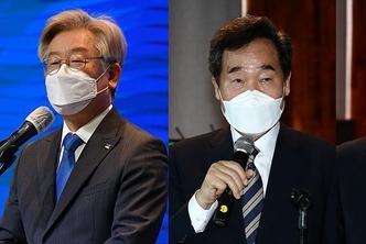 민주당 경선 연기론 웃고 우는 잠룡들